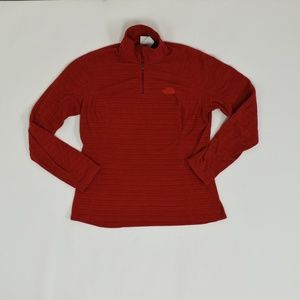 The North Face Regular M Red   Sweater Polyester S
